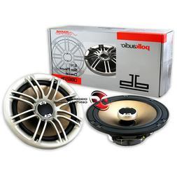 """POLK AUDIO DB651s 6.5"""" 6 1/2 INCH 2WAY CAR BOAT MARINE AUDIO"""