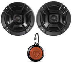 "Polk Audio DB652 6.5"" 300w Car/Marine/Motorcycle Speakers+S"