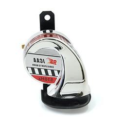 uxcell DC 12V 510HZ 110dB Snail Siren Speaker Electric Horn