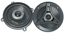 "Lanzar Distinct 5.25"" -In. Car Stereo Speaker Pair 