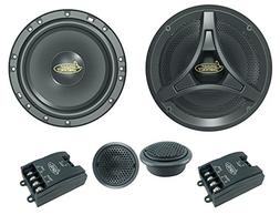 "Lanzar Upgraded 6.5"" 2 Way Coaxial Speaker Component Syste"