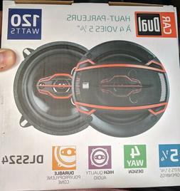Dual Electronics DLS524 Car Speaker