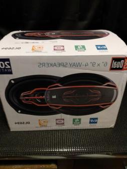 Dual Electronics DLS694 Car Speaker