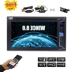 Double Din Car Stereo 2018 New UI WinCE Operation System Car