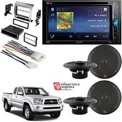 "Pioneer Double Din DVD/MP3/CD Player 6.2"" Touchscreen Blueto"