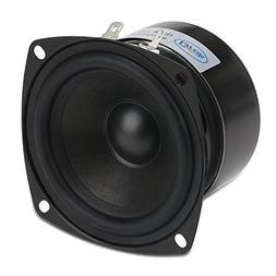 3 Inch Speaker, DROK 15W Antimagnetic Tweeter Speakers 3inch