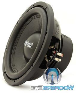 "SUNDOWN AUDIO E-12 V.3 D2 12"" 500W RMS DUAL 2-OHM CAR SUBWOO"
