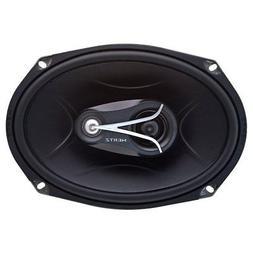 Hertz ECX690.5 6x9 Inch 300 Watt 4 Ohm 3 Way Coaxial Car Aud