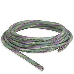 SCOSCHE EFXS9WC18-20B 9-Wire 18AWG OFC Ultra-Flex Speaker Ca