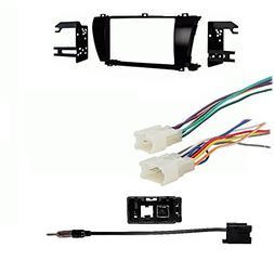 Metra Electronics 95-8245CHG Double DIN Installation Dash Ki