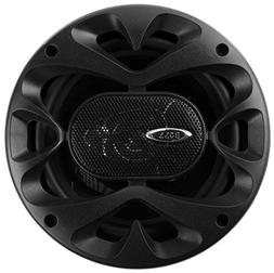 "BOSS Audio Elite B653 6.5"", 3 Way, Black Poly Injection Cone"