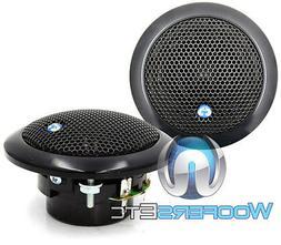 """Es-02 Black Cdt Audio 2"""" Ultra High-end Mids Tweeters Driver"""