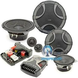 "ESK-163L.5 - Hertz 6.5"" 375W Peak 3-Way Component Speaker Sy"