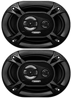 Sound Storm EX357 200 Watt , 5 x 7 Inch, Full Range, 3 Way C