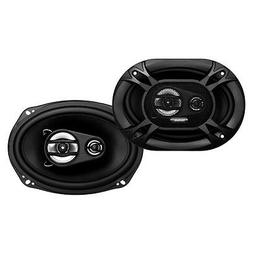 "SSL EX369 EX Series Full Range 3-Way Loudspeaker, 6"" x 9"", 3"