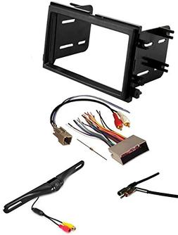 Scosche FD1426B Double DIN Installation Kit for 2004-Up Ford