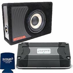 "Focal FDS2.350 2 Channel Amplifier Flax-Universal-8 8"" Loade"