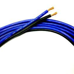 25' feet TRUE 10 Gauge AWG OFC Speaker Wire Car Home Audio