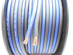 100' feet True 8 Gauge AWG CCA Speaker Wire Car Home Audio