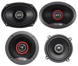 """MB QUART FKB169 6x9 300 Watt Car Speakers+ 5.25"""" 180 Watt S"""