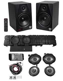 "2015-2017 Ford F150 4 Door JBL Speakers+Amplifier+2) 8"" Subs"
