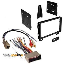 Ford 2004-2006 Expedition  CAR Stereo Dash Install MOUNTING