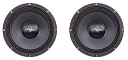 NEW SKAR AUDIO FSX8-4 8-INCH 4 OHM 350W MAX CAR PRO AUDIO S