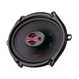 DS18 GEN-X5.7 5x7 150 Watts 3-Way Coaxial Speakers 4-Ohms -
