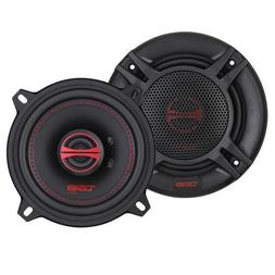 "DS18 GEN-X5.25 5.25"" 2 Way Car Stereo Speakers 135W Max 4 oh"
