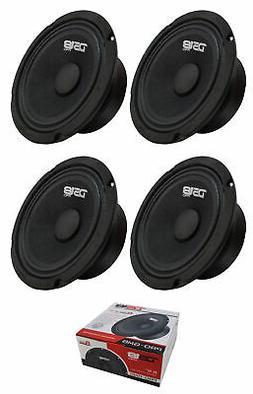 DS18 Pro-GM6 6.5-inch Classic Midrange Loud Speaker 8-Ohms -