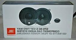 "JBL GT Series GT6-5C 5.25"" 2-Way 120 Watt Car Component Spea"