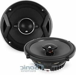 "JBL GTO629 6.5"" Coaxial 2-Way Car Audio Speakers - 360 Watts"