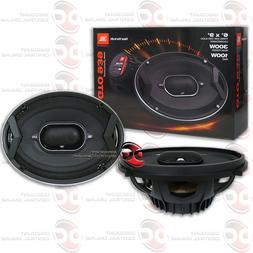 """JBL GTO939 6"""" x 9"""" CAR AUDIO 3-WAY COAX COAXIAL SPEAKERS  GT"""