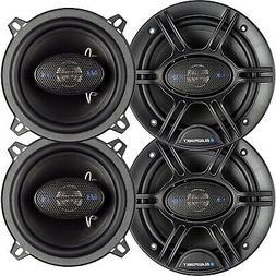 BLAUPUNKT GTX525 5.25-INCH 600 WATTS 4-WAY COAXIAL CAR AUDIO