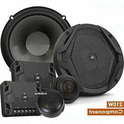 """JBL GX600C 6.5"""" 210 Watts 2-Way Car Audio Component Speaker"""