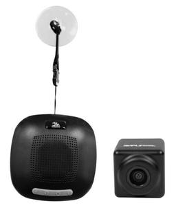 ALPINE HCE-C1100 Rear View Backup HDR Car Camera + Portable