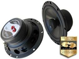 "CDT Audio HD-6EX.2 2 Ohm 6.5"" coaxial 2-way speaker system"