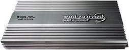 American Bass Hd3500 3500w Class D Mono Block Car Audio Ampl