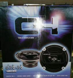 "Scosche HD57683 3-Way 5"" Car Speakers System"