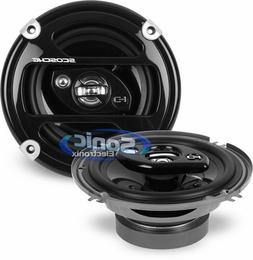 Scosche HD57683 3-Way 5in. Car Speakers System