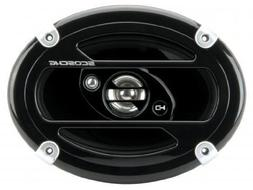 Scosche HD6903 6 x 9 Inches 400-Watt 3-Way Speakers