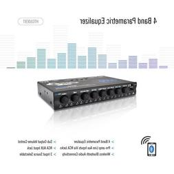 Lanzar HTG50EBT Heritage Series 4-Band EQ Parametric Equaliz