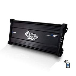 Lanzar HTG668BT.5 Amplifier Car Audio, 4,000 Watt, 6 Channel