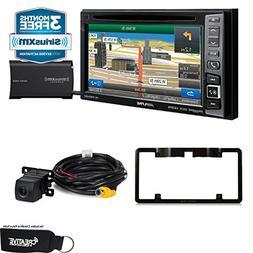 Alpine INE-W960HDMI Audio/Navigation System, Sirius XM tuner
