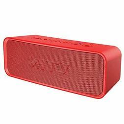 Vtin Portable Bluetooth Speaker with HiFi Sound & Bass Boost