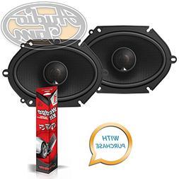 """JBL STADIUMGTO860 Stadium GTO860 6""""x8"""" 2-way Car Speakers +"""