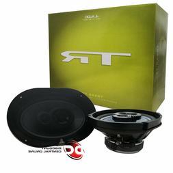 NEW JL AUDIO TR690 TXI 6x9 3 WAY CAR SPEAKERS TR-690