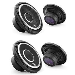 Jl Audio C2-400x 4-inch 2 Way Speakers C2-650X Evolution C2