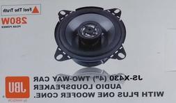 JBU JS-X430 size 4 Inch 280W Two Way Car Coaxial Audio Loud