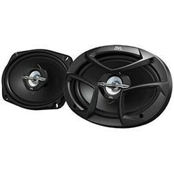 """JVC CS-J6930 400W 6x9"""" 3-Way J Series Coaxial Car Speakers"""